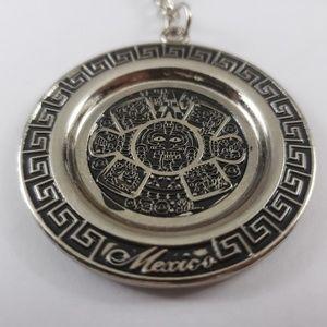Other - New Aztec Calendar Mexico Keychain Souvenir Metal